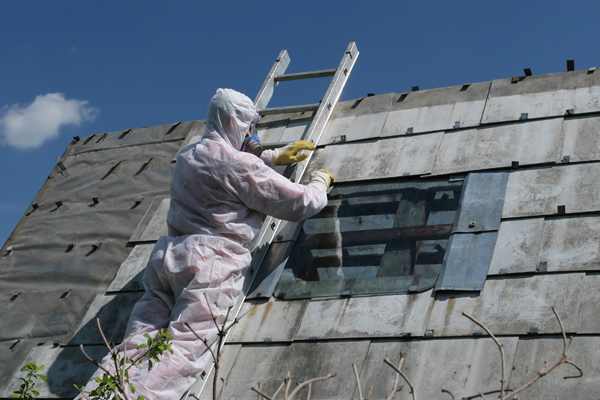 Asbestos Roof Removal Services Asbestos Fighters
