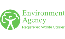 Asbestos Fighters Environment Agency Registered Waste Carrier